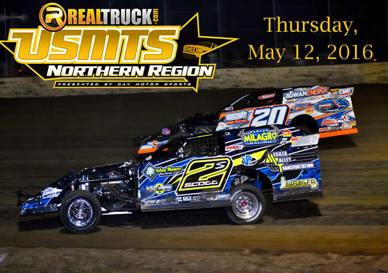 The best drivers on dirt are back Thursday, May 12