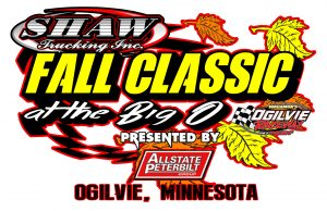 Fall Classic at The Big O – October 6th – 8th