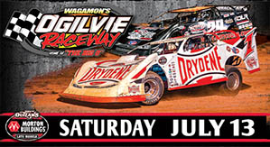 World of Outlaws Late Models and FastLane Super Stock Series coming July 13th