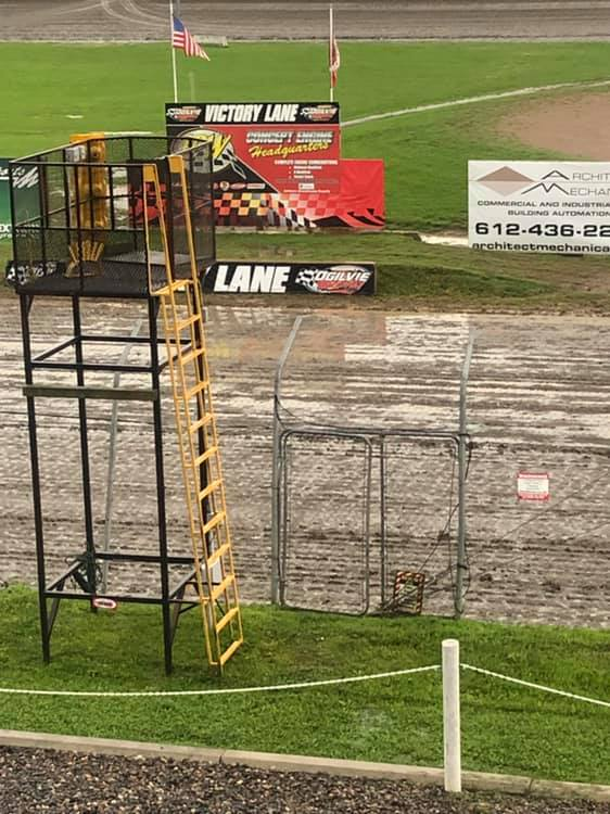 Tractor Pull CANCELED due to Rain