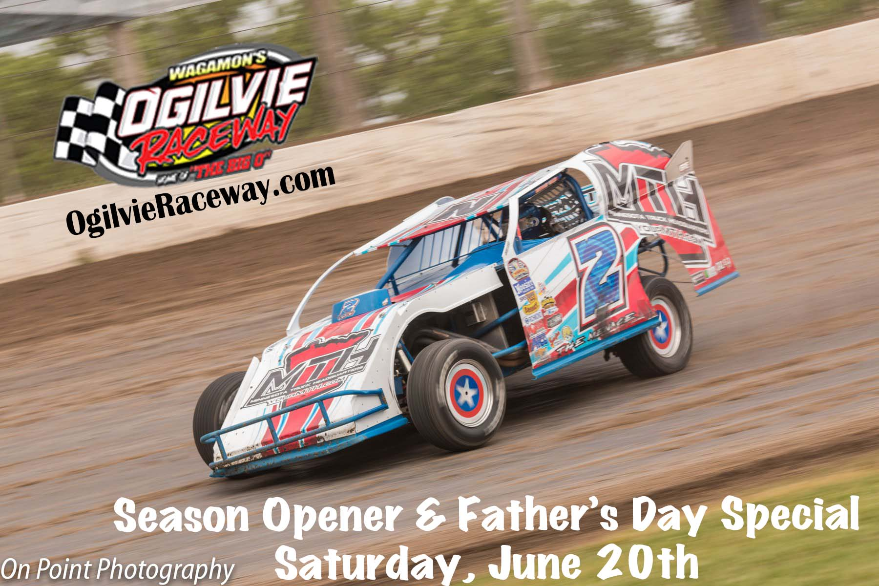 Season Opener June 20th!!!