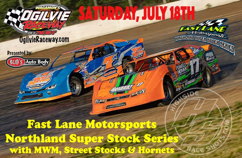 Super Stock Special – Buy Tickets Online in Advance or at the Gates on Saturday